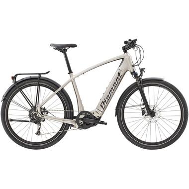 Vélo de Voyage Électrique DIAMANT ZOUMA+ DIAMANT Argent 2021